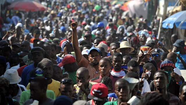 Riot in Haiti as Various Candidates Claim Victory after Elections