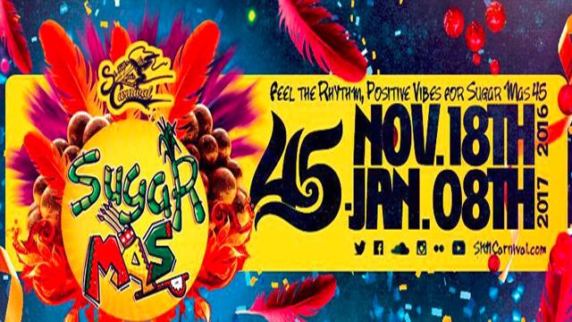 Sugar Mas' 45 to be Opened Tonight