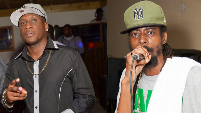 Kittitian Artistes Fight at Party Central