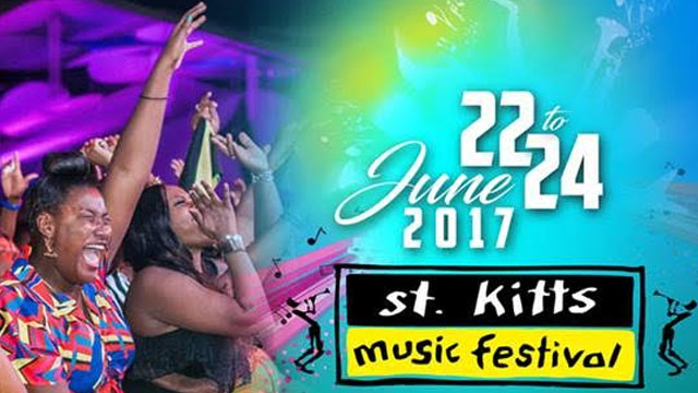 St. Kitts Music Festival Kicks Off Tonight