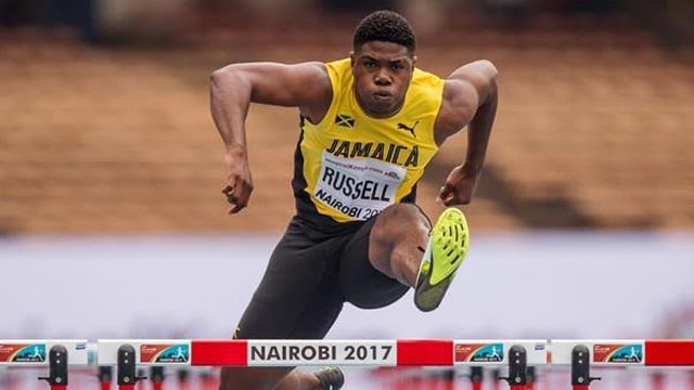 Jamaican Athletes off to Good Start in U-18 Championship