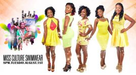 "2 Nevisians, 3 Kittitians, All ""Experienced"", to Compete in Miss Culture Swimwear Contest"