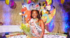 Swimwear Crown Stays in Nevis, Goes to Gingerland