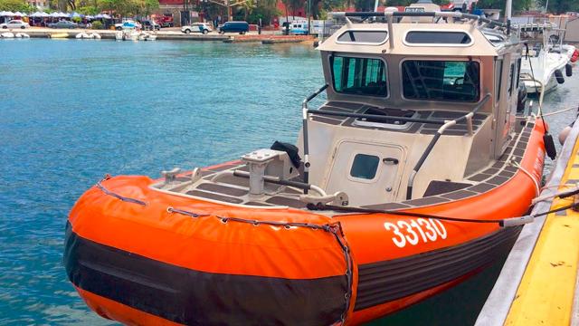 St. Thomas Coast Guards Seize Massive Amount of Cocaine