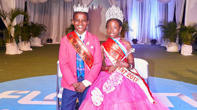 St. Thomas' Primary Wows Judges, Wins Pageant
